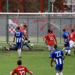 David Andrić postiže gol