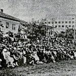 Otvorenje igralista na Krimeji 20.5.1923. godine