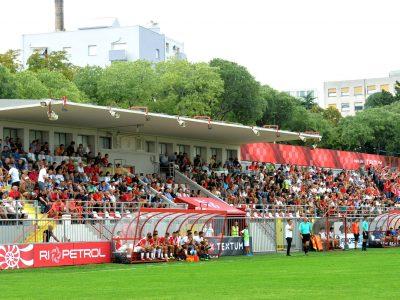 HNK Orijent 1919 - Stadion Krimeja
